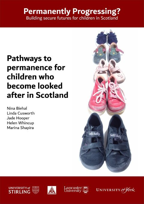 Pathways to Permanence for children who become looked after in Scotland - final report