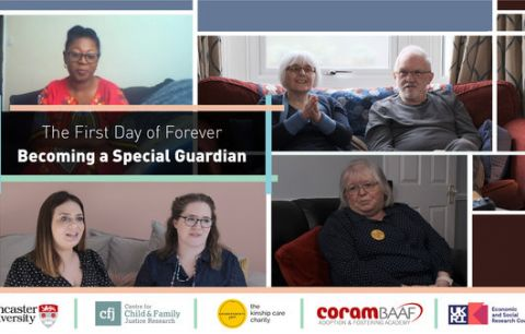 """The First Day of Forever"": new film launched to improve journey for special guardians"
