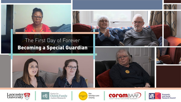 New article in The Guardian: voices of kinship carers heard
